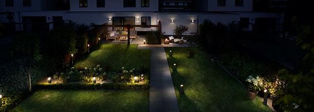 Garten Außenbeleuchtung